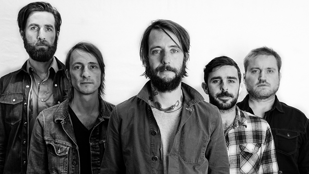Band of Horses (Ben Bridwell centre) - A Mirage made in heaven