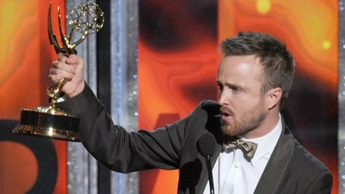 Aaron Paul reckons Breaking Bad fans should 'just hold on' for the show's finale