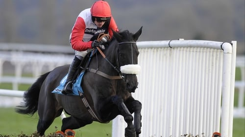 Big Buck's landed odds of 1-12 in the Long Distance Hurdle at Newbury