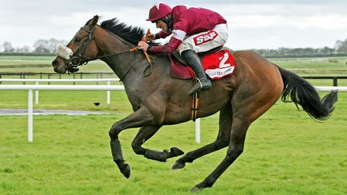 Dedigout has made a very bright start to his chasing career and he is one of the more fancied runners in Sunday's Drinmore Novice Chase