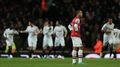 Michu's late brace condemns Arsenal to defeat