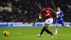 Anderson failed to establish himself as a regular at Old Trafford