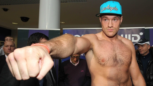 Tyson Fury's trash-talking is expected to cost the Manchester-born heavyweight yet again
