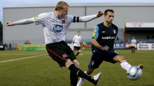 Derek Foran is the latest new signing at Tallaght Stadium