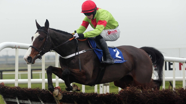Dessie Hughes' Our Conor will have Blood Cotil to contend with at Leopardstown