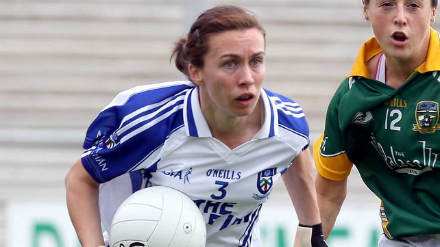 Sharon Courtney insists Monaghan are ready to give former manager Gregory McGonigle a real test