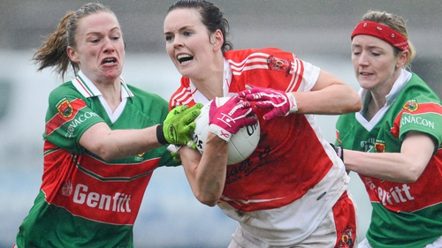 Amanda Casey and Donaghmoyne will be hoping to retain their  senior ladies club football title