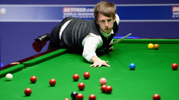 Judd Trump led 5-2 at one stage