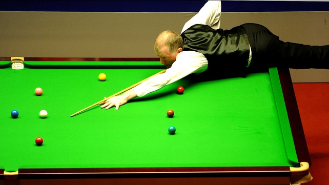 Steve Davis has been an ever-present at the World Championship in Sheffield for the last 35 years
