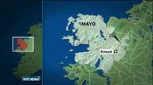 Three people hurt in Mayo car collision