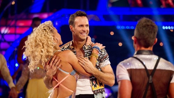 Vaughan leaves Strictly