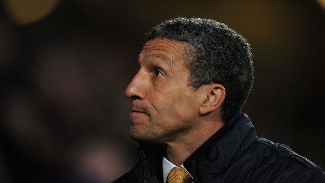 Chris Hughton believes his side can upset Chelsea on St Stephen's Day