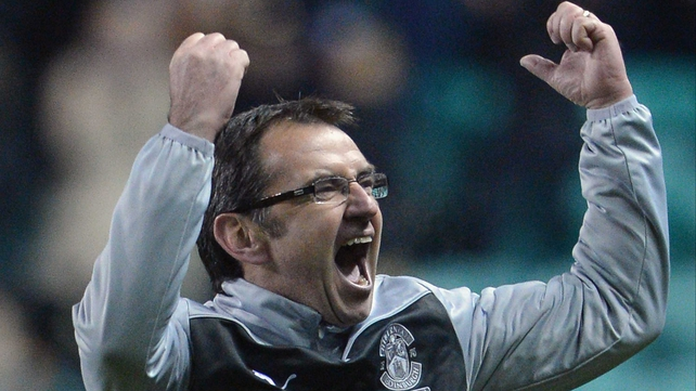 Pat Fenlon: 'We've got to make sure we get to those levels and give ourselves every opportunity to win the game'