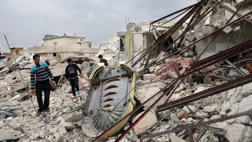UN is withdrawing staff due to the worsening security situation in Syria