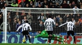 Ba brace helps Magpies to welcome victory