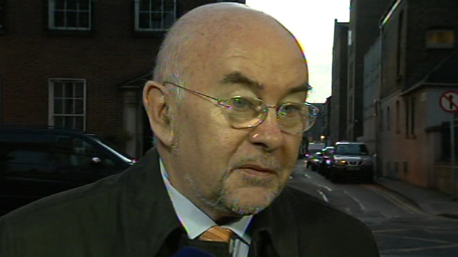 Ruairi Quinn said there was a 20% increase in applications