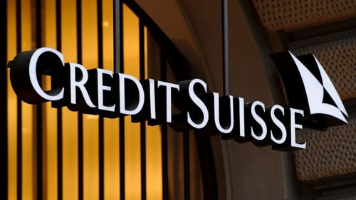 Credit Suisse was bailout by the Swiss government five years ago