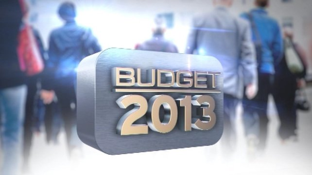 €3.5 billion of measures revealed in Budget 2013