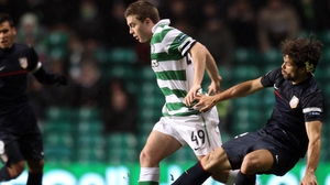 James Forrest: 'The boys are full of confidence for Wednesday night and that's the main thing'