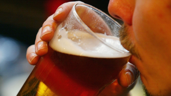The report examined alcohol harm to people other than the drinker