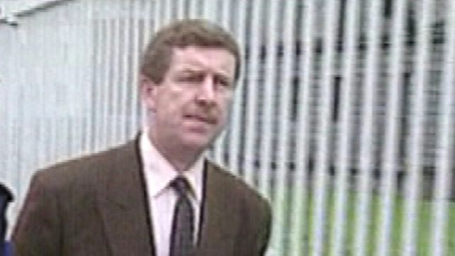 Eamon Kelly (pictured in 1993) spent time in jail on drug charges