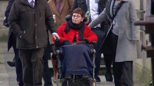 Marie Fleming is appealing a High Court ruling that relaxing the ban on assisted suicide could put vulnerable people at risk