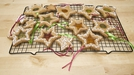 "Christmas Biscuits - Ruth says: ""Festive cooking is a great way to entertain the kids and get them involved in baking. These fabulous Christmas Biscuits can also be used as edible Christmas decorations."""