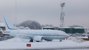 Runways at Luton and Standsted airport were closed earlier