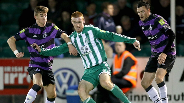 Sean Houston has moved to Derry City for the new season