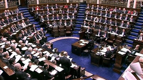 Debate on Social Welfare Bill has resumed in the Dáil