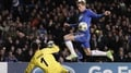 Chelsea romp to victory but still crash out