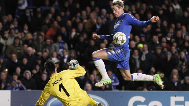 Fernando Torres ended his goalscoring drought with a brace against FC Nordsjaelland