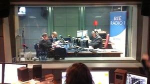 Brendan Howlin and Michael Noonan took questions from the public on the Today with Pat Kenny programme