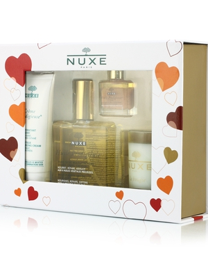 Nuxe Giftset to giveaway