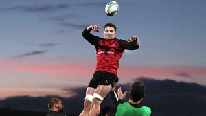 Iain Henderson is included at loose forward for Ulster