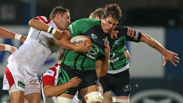 Mike McCarthy is leaving Connacht for Leinster