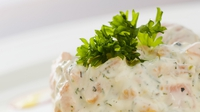 Smoked salmon mousse - Perfect as a starter or even just as a nibble to share