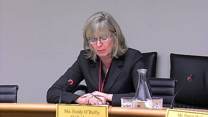 Sara Burke: Ombudsman v Dept of Health