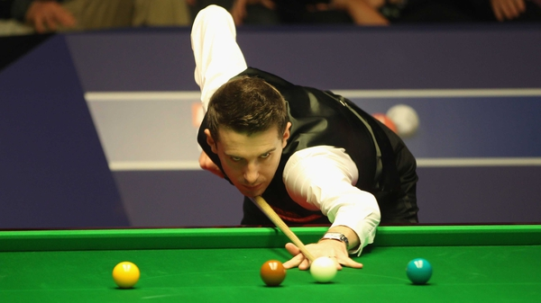 Mark Selby laid the foundations for the victory in a dominant afternoon session
