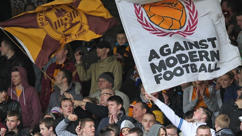 Motherwell supporters will take part ownership of the club