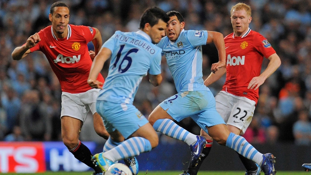 City won this corresponding Manchester derby 6-1 last season