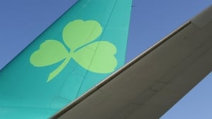 Capacity at Aer Lingus rose by 9.6% last year
