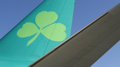 Aer Lingus long haul passenger numbers up over 17% in June