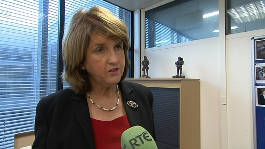 Child benefit reform - Joan Burton