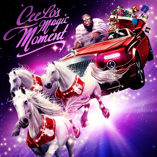 Album of the Week: Ceelo's Magic Moments - Ceelo   Green