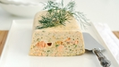 Smoked Salmon Terrine with Citrus Cream Cheese