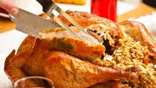 Neven Maguire's Roast Turkey with Chestnut