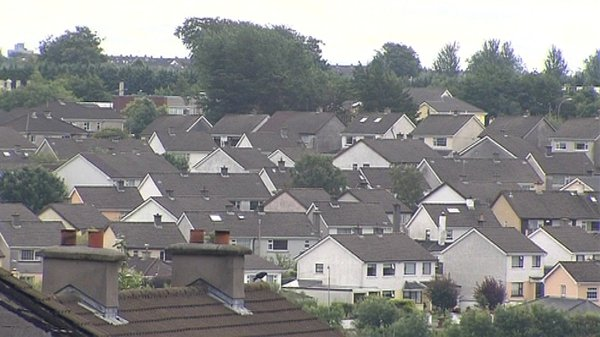 The Housing Agency says 25,000 homes need to be built annually to satisfy demand