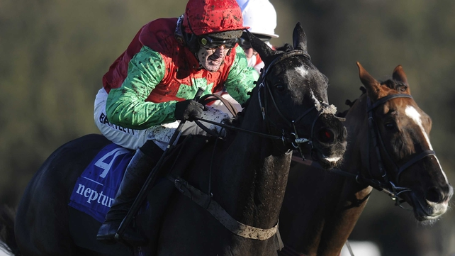 Taquin Du Seuil is a best-price 16-1 for the Neptune Novices Hurdle at the Cheltenham Festival