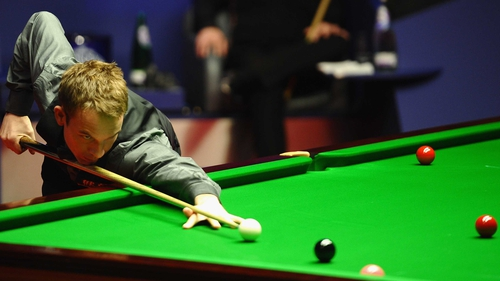 Ali Carter will undergo surgery on Tuesday